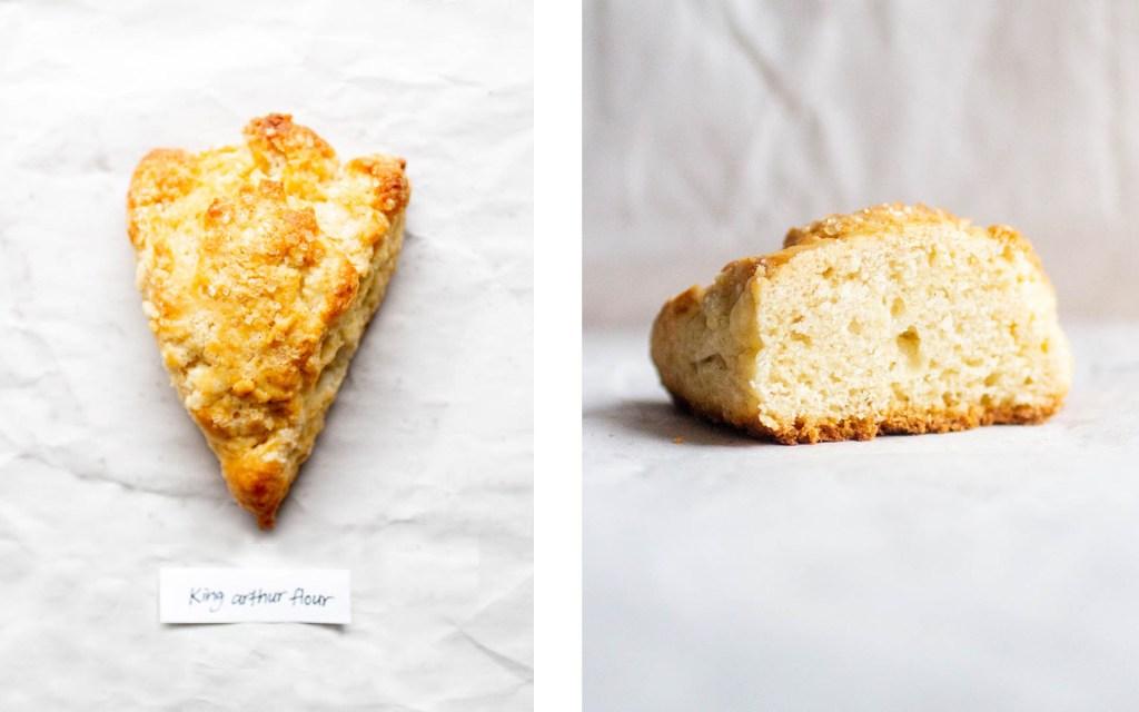 king arthur flour scone recipe