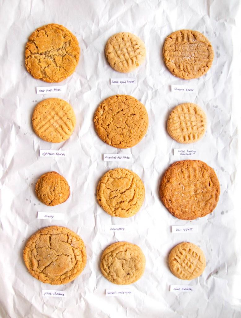 Best Peanut Butter Cookie Bake Off // Te Pancake Princess