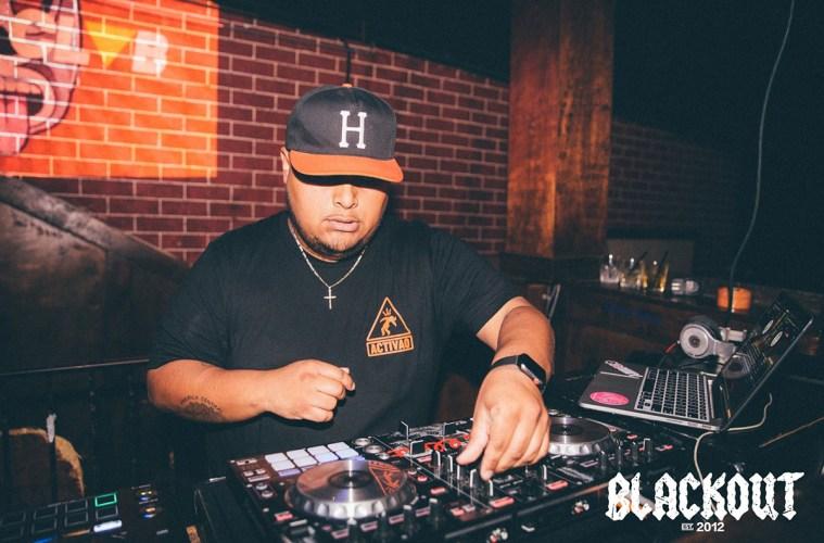 Act Badd at the Boondocks Bar in Houston. (Credit: Last Night VSN/BLACKOUT)
