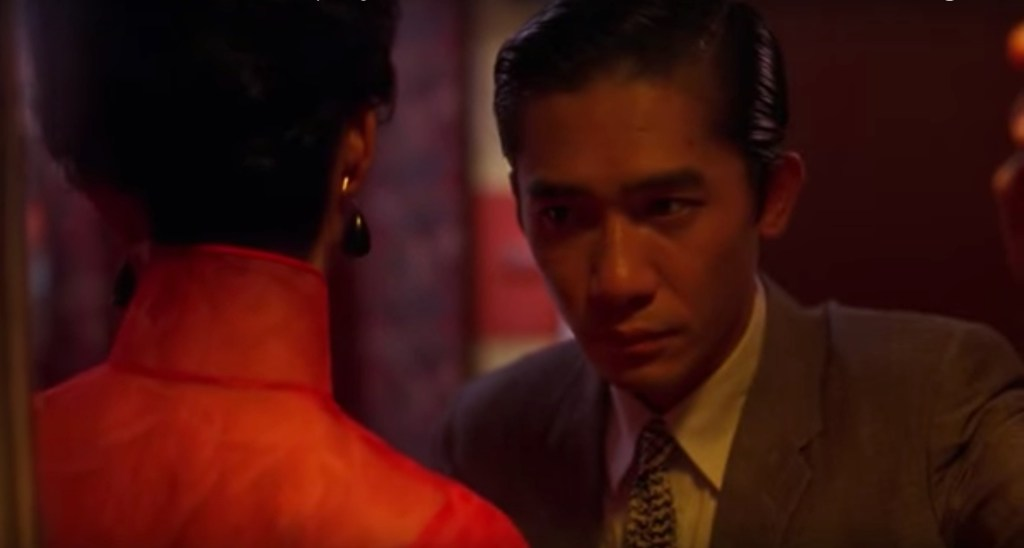 """Obsessed with """"In the Mood for Love""""? The elusive red qipao (cheongsam) from the complete list of 20 In the Mood for Love dresses. Click the link for more -"""