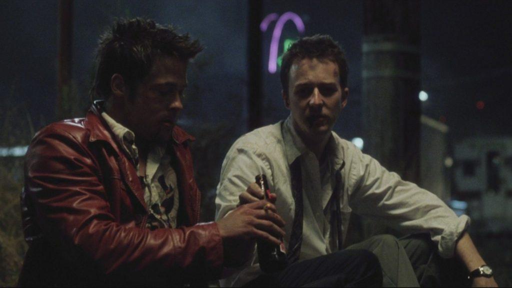 Fight Club, Brad Pitt Movie