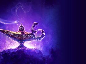 Aladdin jinnie