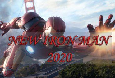 New IronMan