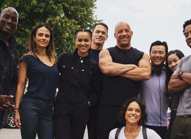 Cast of fast and furious 9