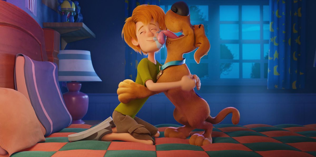 Scooby Doo Scoob