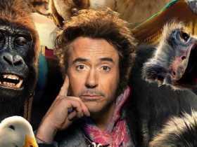 Robert Downey's Doctor Dolittle
