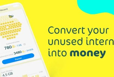 Earn Money through honeygain