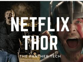 Ragnarok is Netflix's Thor?
