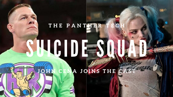 Suicide Squad, John Cena joins the cast