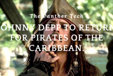 Johnny Depp to return for Pirates of the Caribbean.