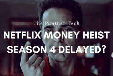 Netflix Money heist season 4