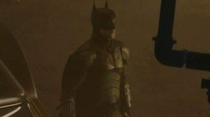 More batman suit reveal