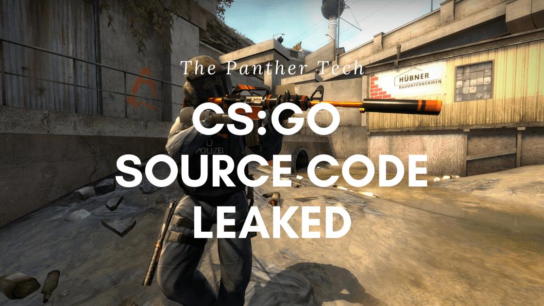 CSGO Source Code Leaked