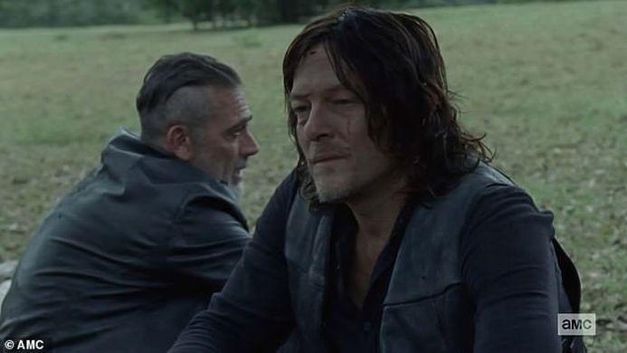 Negan Friendship with Daryl: