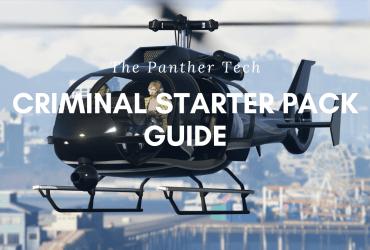Criminal Starter Pack Guide