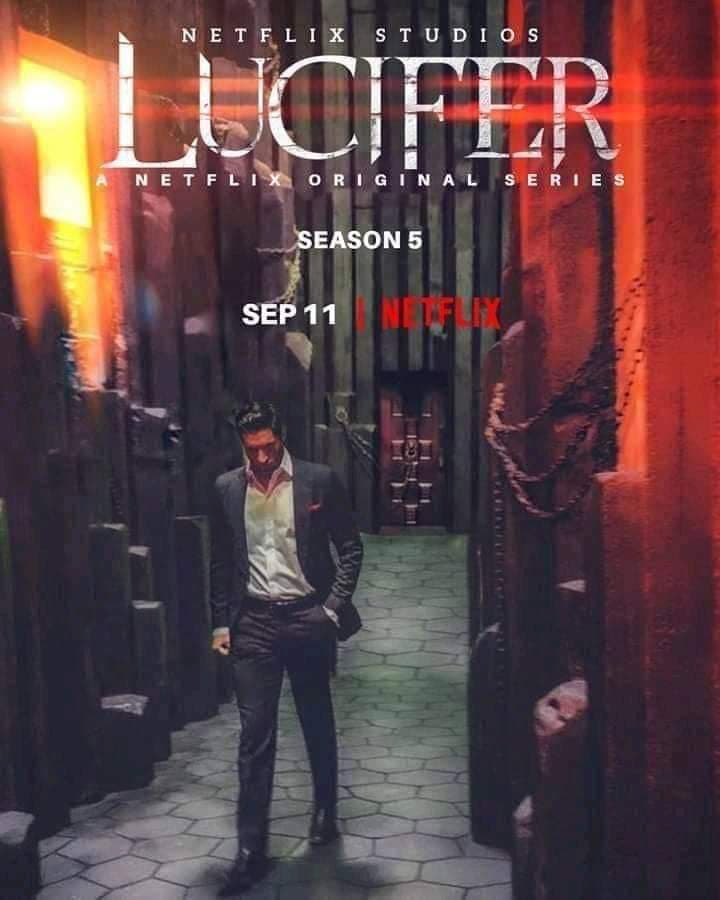 Lucifer Season 5 Release Date Revealed