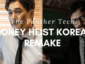 Money Heist KOrean Remake