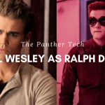 Paul Wesley as Ralph Dibny