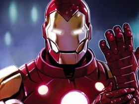 Iron Man is back