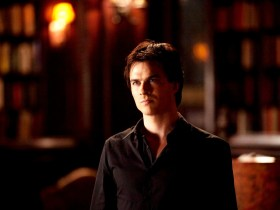 Top 5 Most Funny Quotes Of Damon Salvatore In TVD