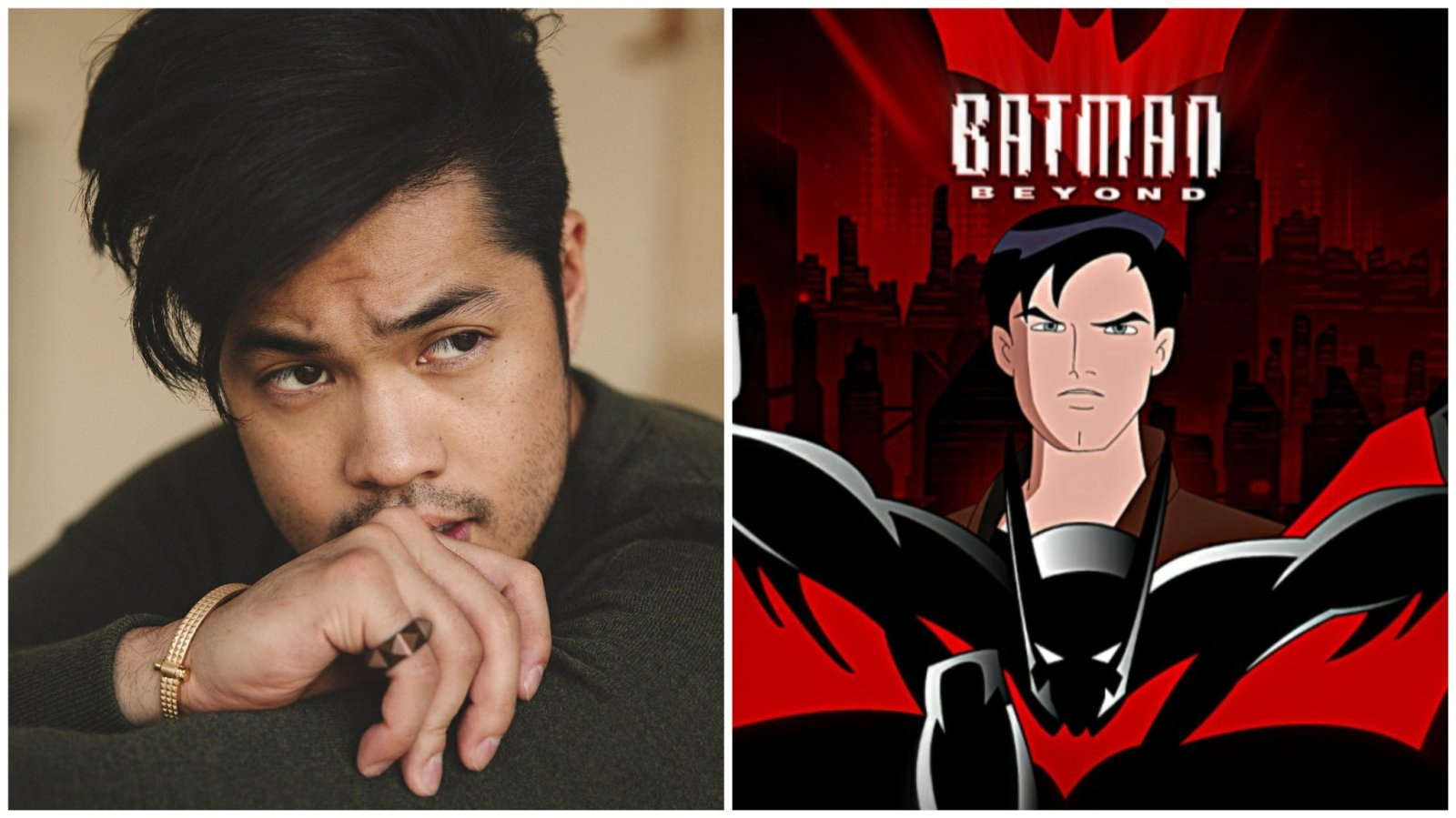 Ross Butler Wants To Play Terry McGinnis In Batman Beyond Movie