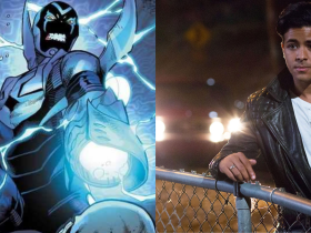 13 Reasons Why Star Christian Navarro Wants To Play DC's Blue Beetle