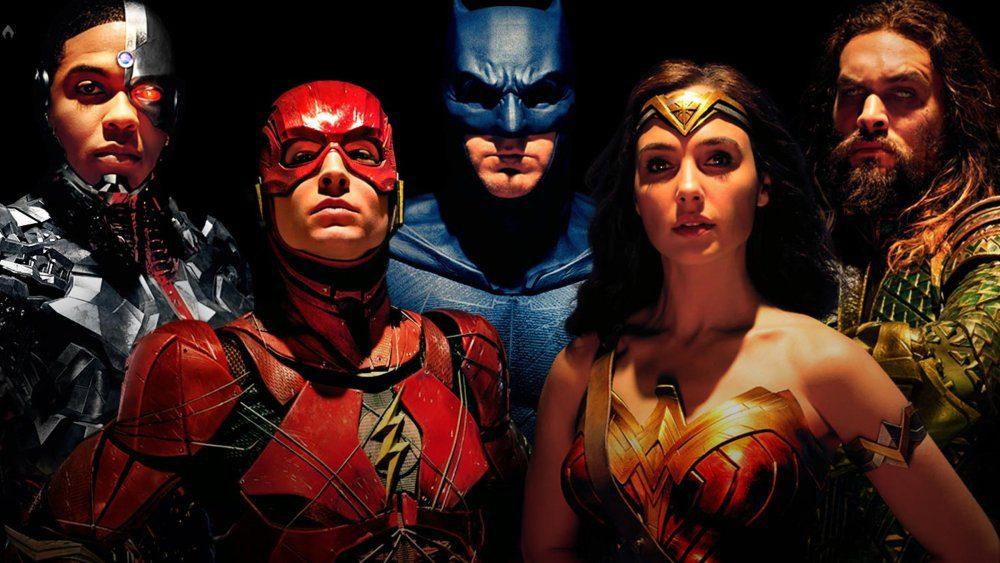 Justice League Snyder Cut DC Fandom