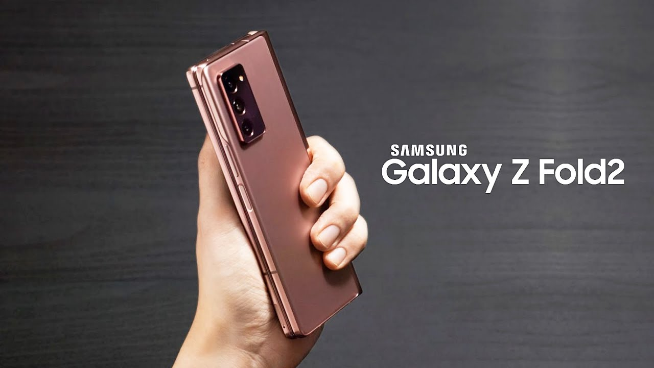 Samsung Galaxy Z Fold 2 Review: Foldable Smartphone