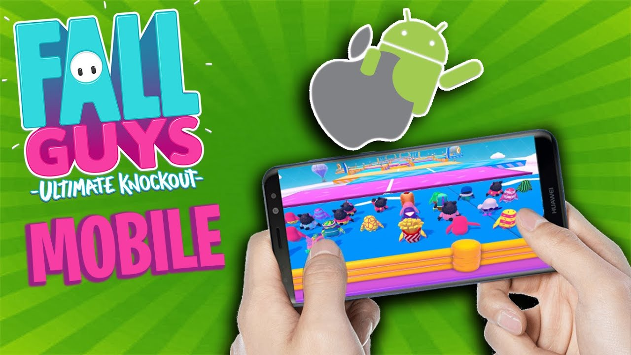 play Fall Guys: Ultimate Knockout on Android.