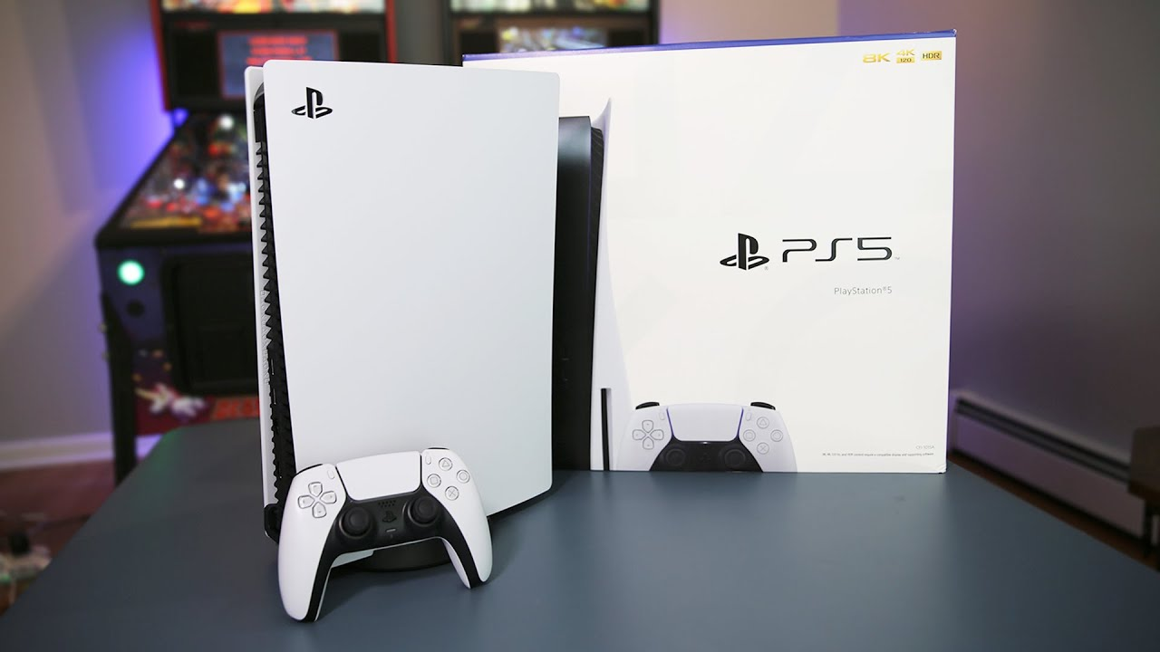 PlayStation 5 Stock