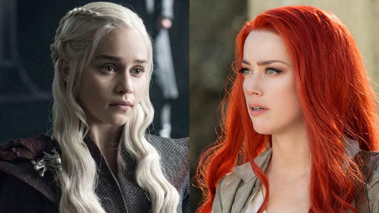 Aquaman 2: Emilia Clark to replace Amber Heard?
