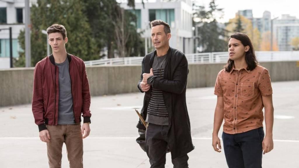 The Flash: Carlos Valdes, Tom Cavanagh Leaving After Season 7