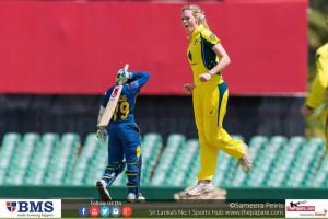 Sri Lanka v Australia 3rd odi
