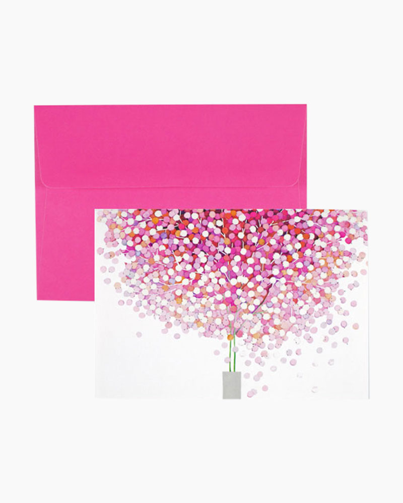 Peter Pauper Press Lollipop Tree Boxed Note Cards The