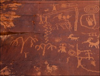 Hieroglyphics © Dan Thornton