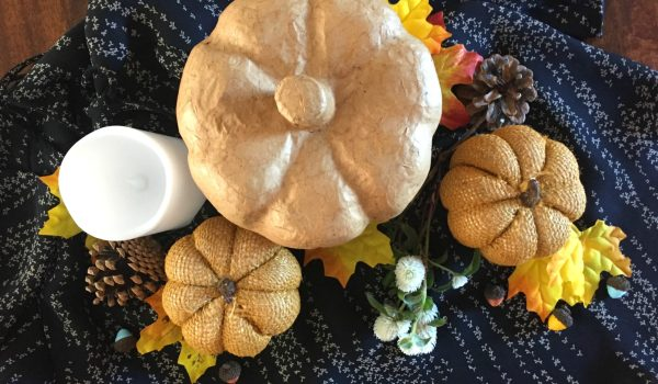 My Autumn Dollar Tree Haul ~ Get ready for Fall with craft supplies and ideas from the Dollar Tree    www.thepaperycraftery.com