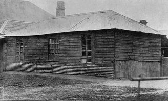 The original Lunatic Asylum.