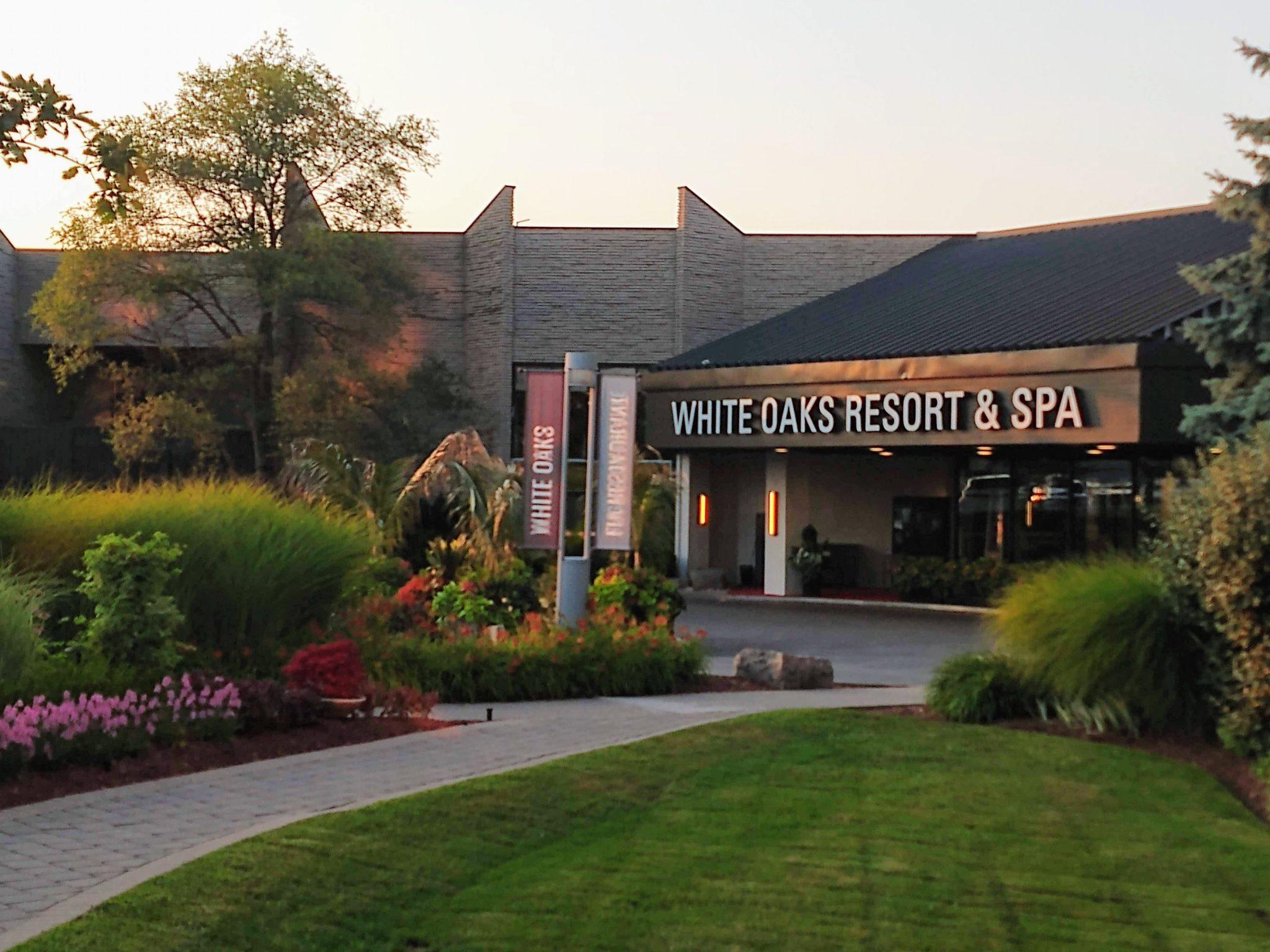 White Oaks Spa & Resort Niagara-on-the-Lake Ontario Canada