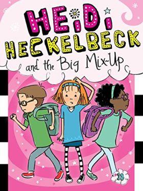 Hedi Heckelbeck The Big Mix Up . . . Wanda Coven