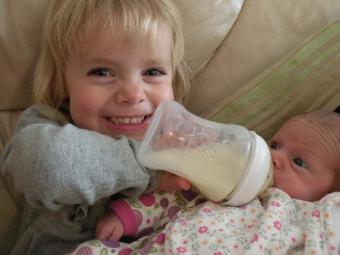 Sibling age gaps