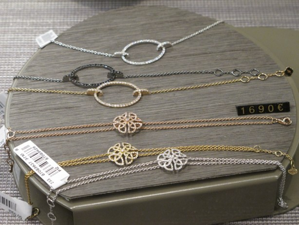 diamants Machalka Galerie Lafayette