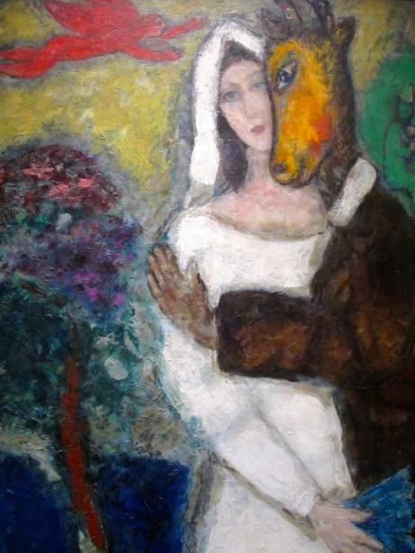 songe d'une nuit d'été - Chagall