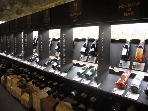 variété de champagnes - dilettantes