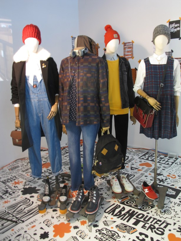 Urban Outfitters Galeries Lafayette