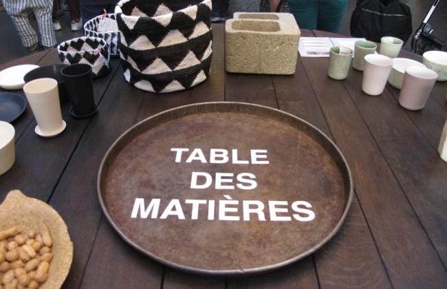 table des matières Merci