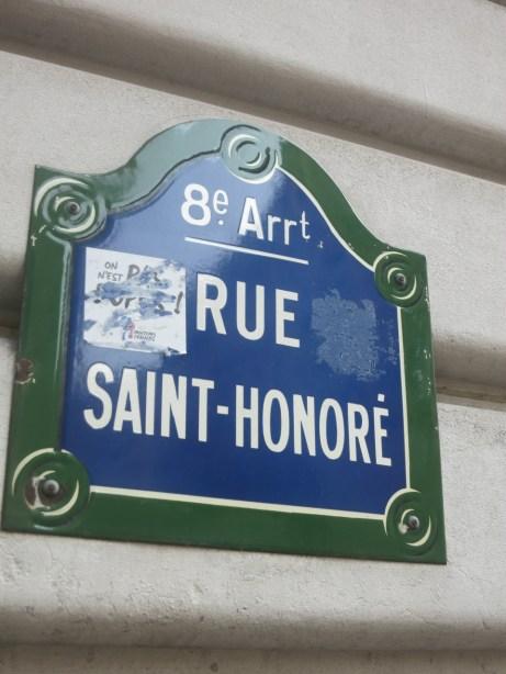 SaintHonoreEnseigne