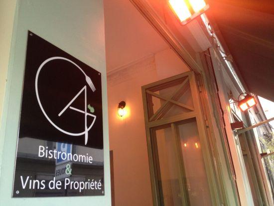 Restaurant AG - bistronomie