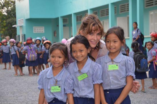 Toutes à l'école - Tina Kieffer