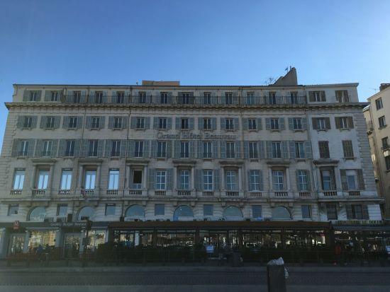 grand hôtel Beauvau
