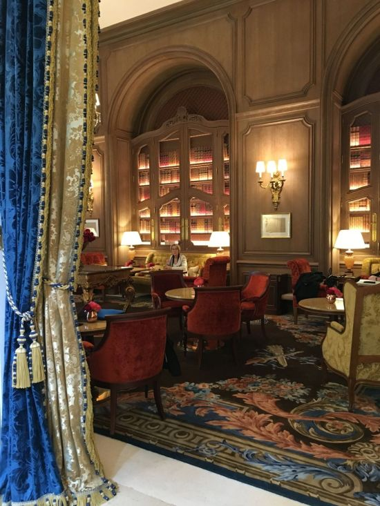 Le Ritz - salon Proust